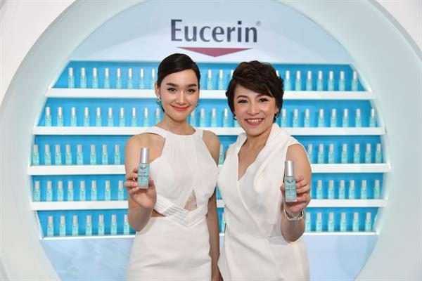 Eucerin launches their latest innovation, Eucerin HYALURON First Serum, and introduces Diana Flipo as their brand ambassador for an active