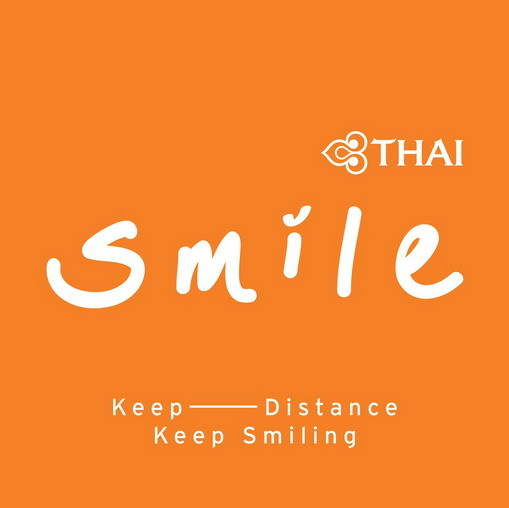 THAI Smile Practices Social Distancing Onboard to Prevent COVID-19 Spread, Leaving Seat Vacant Between Two Passengers in Domestic